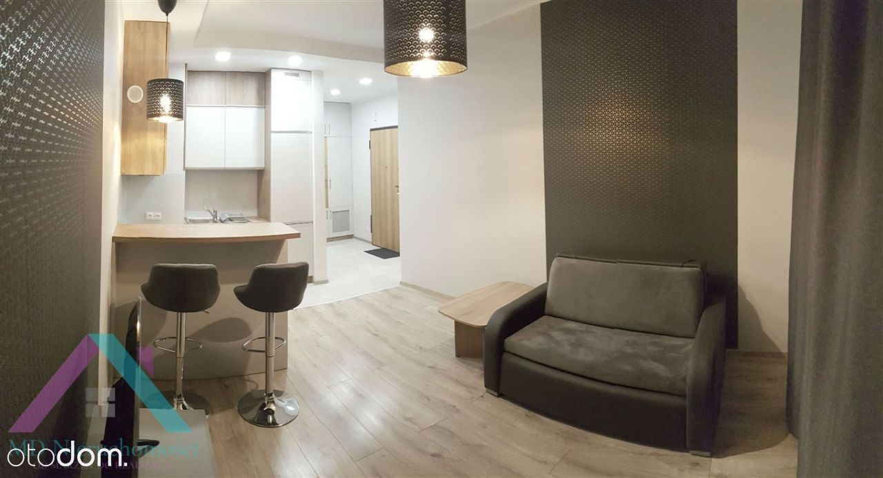 Mieszkanie, 37,50 m², Łódź