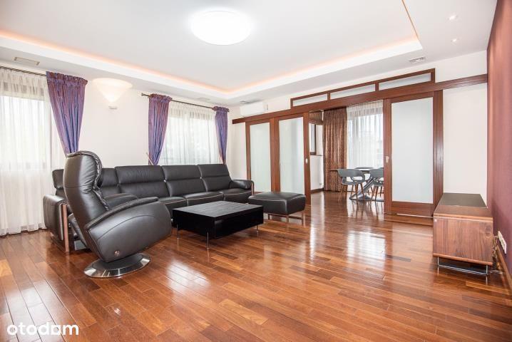Mieszkanie ul. Cybulskiego 135 m2, 128 m2 taras!!