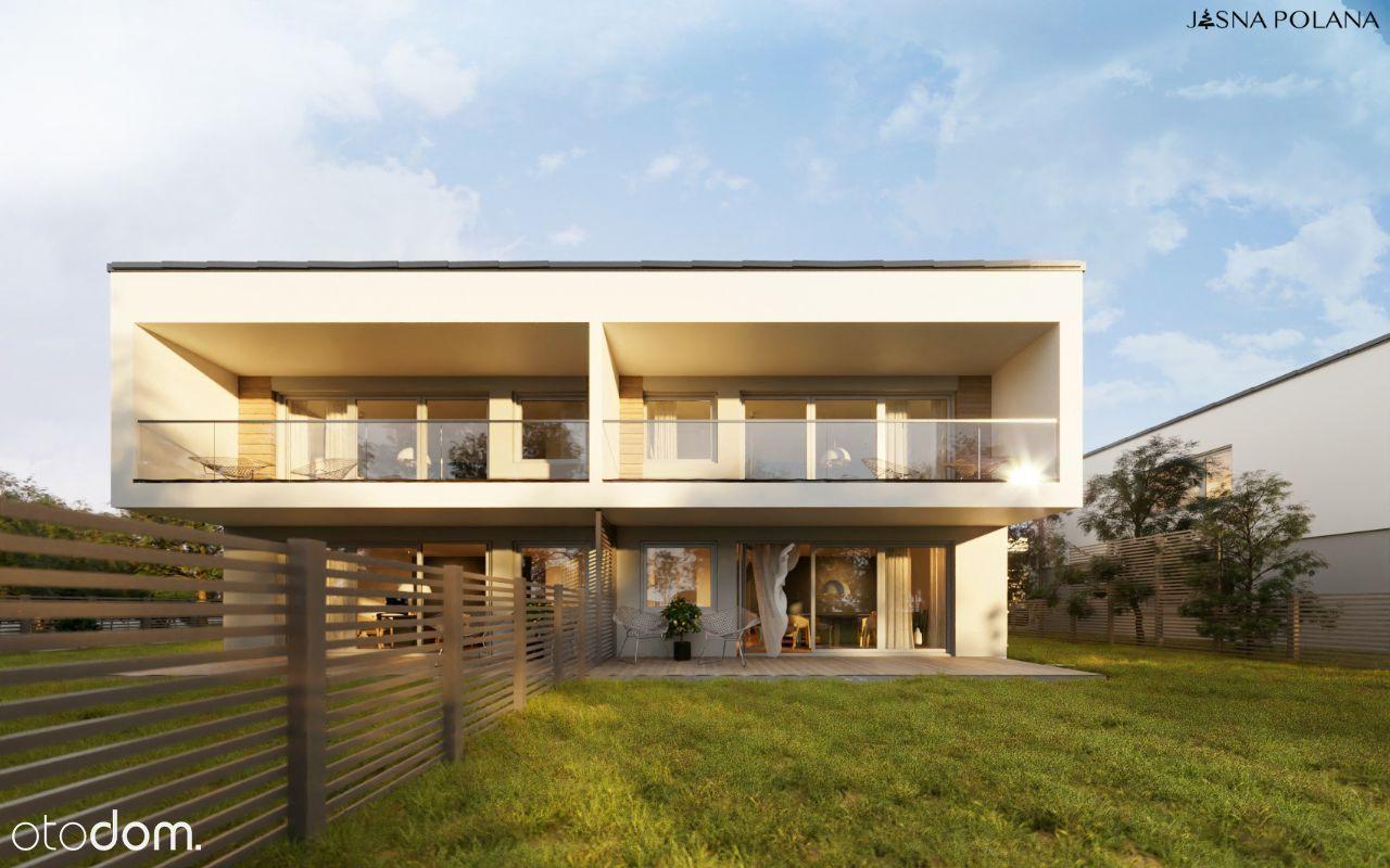 Nowy apartament z ogrodem, 80 m2, Zawada