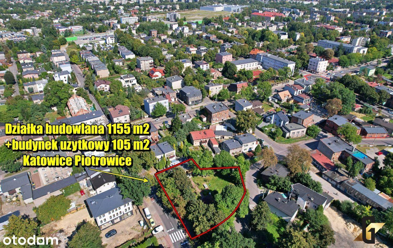 Piotrowice działka budowlana 1155 m2
