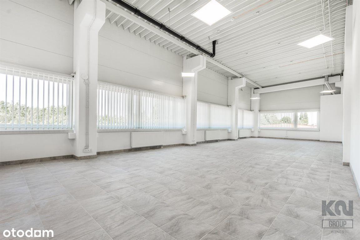 Lokal użytkowy 75 m2 Przy M1 z pow. magazynową 60m