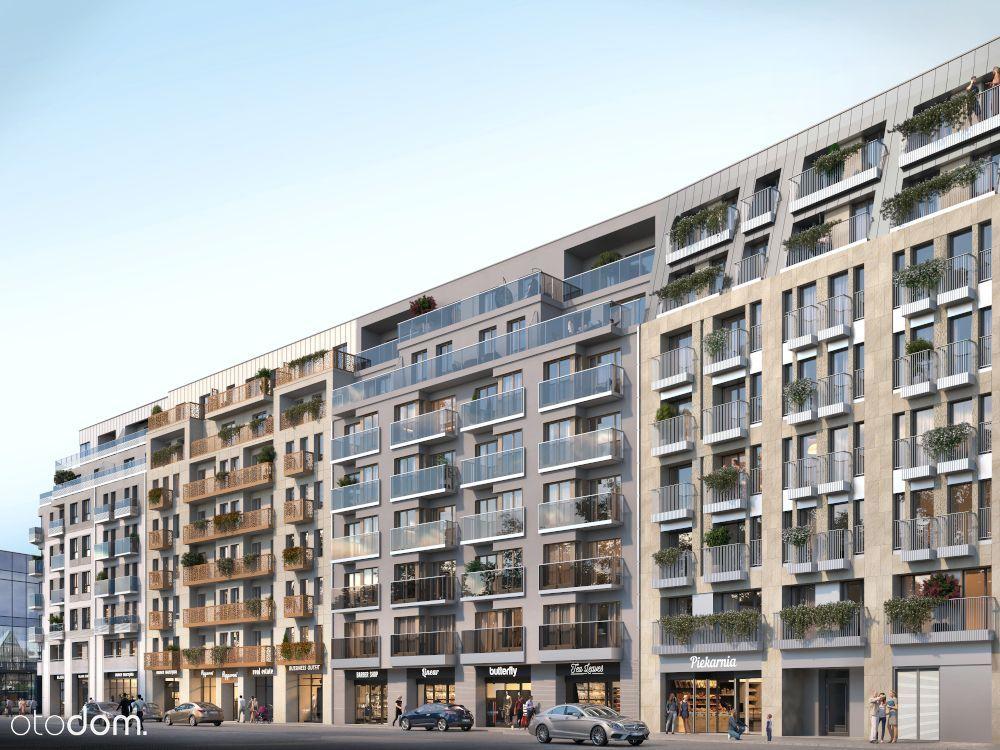 Nowe Mieszkanie Diasfera Łódzka D60