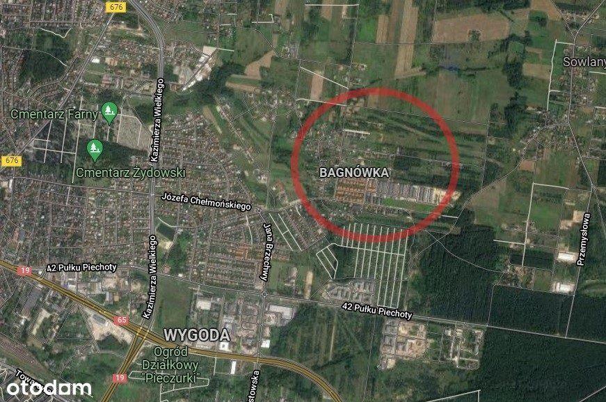 Działka, 1 501 m², Białystok
