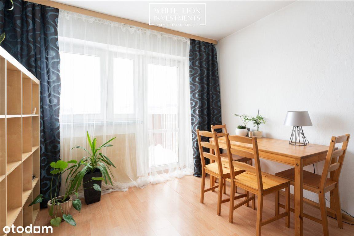 Dwupokojowe mieszkanie z balkonem!! Przy Gm!!
