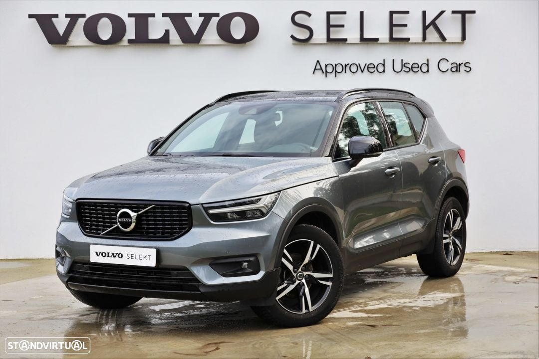 Volvo XC 40 2.0 D3 R-Design Geartronic - 27