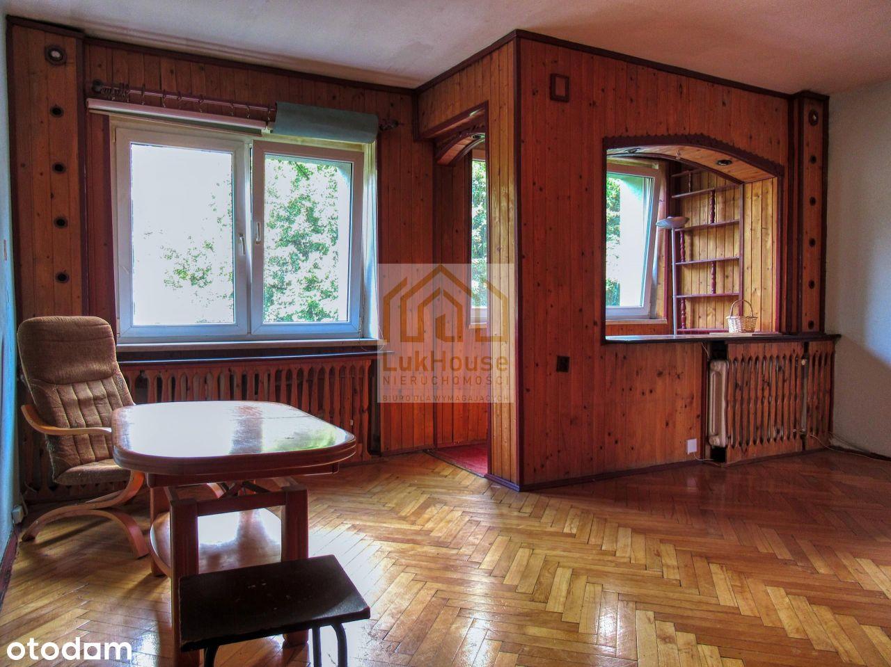 Mieszkanie 1 pokojowe przestronne ++ lokalizacja