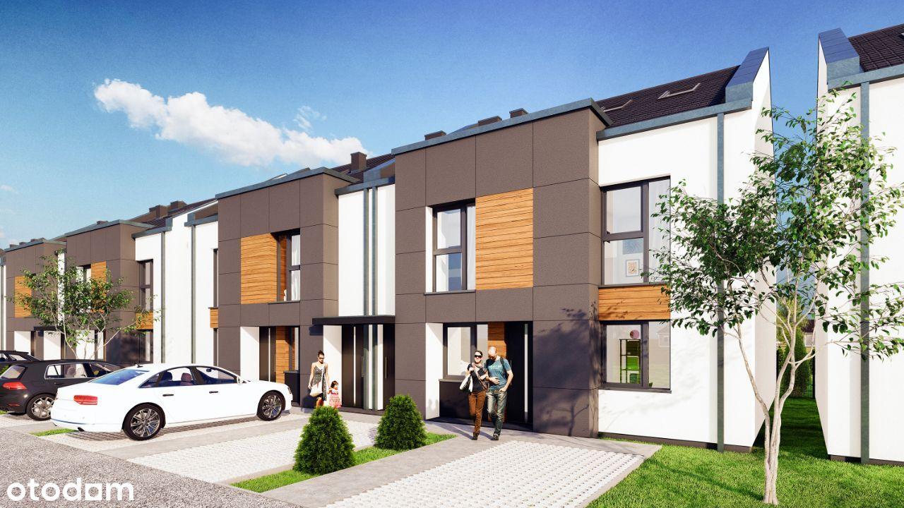 Funkcjonalne mieszkanie 1piętro 78m2+ogród+poddasz