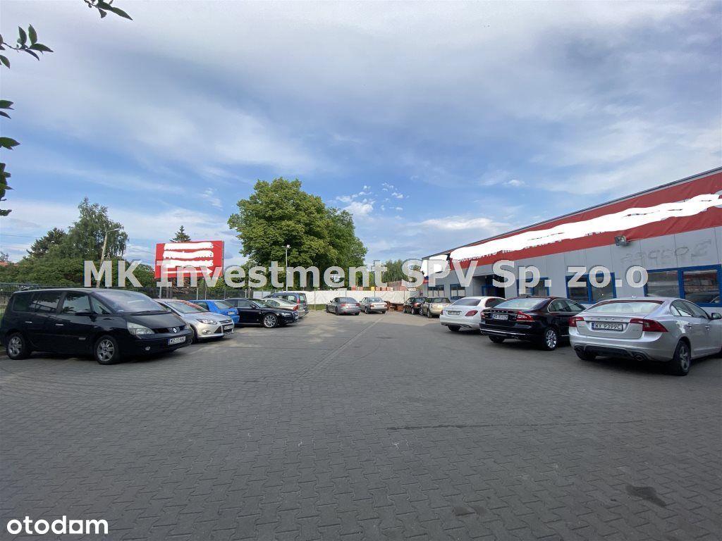 Warsztat samochodowy do sprzedaży!!!