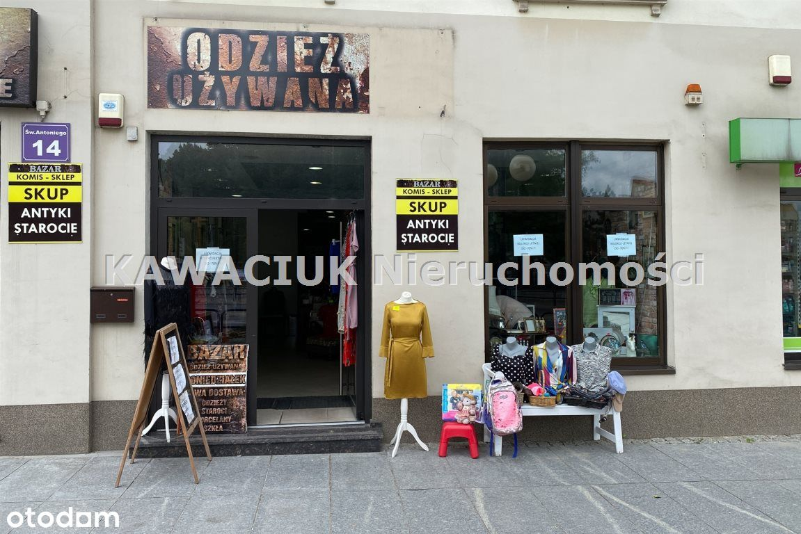 Lokal W Ścisłym Centrum Tomaszowa Mazowieckiego!!!