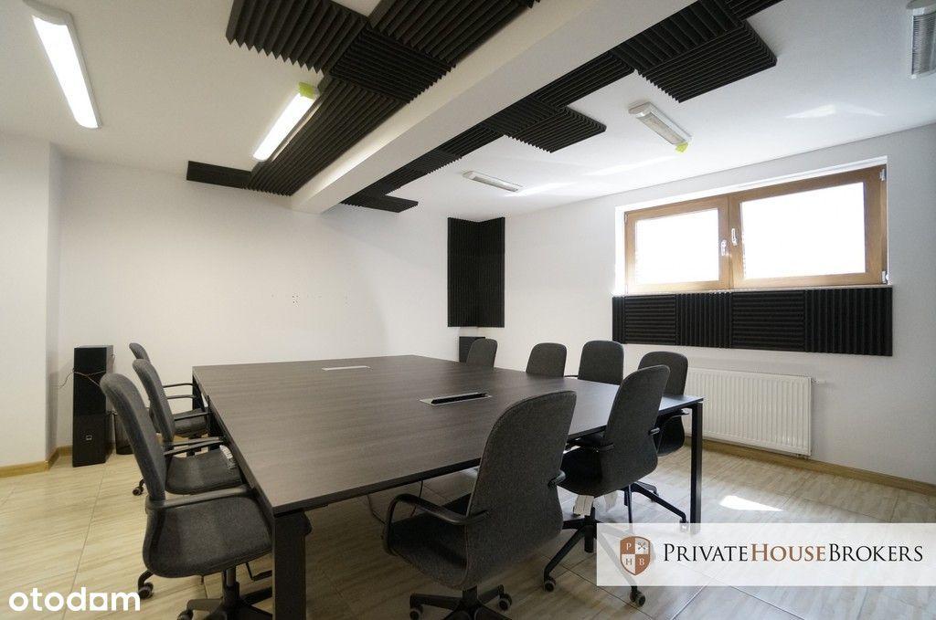 Kameralny budynek biurowy wysokiej klasy, 415 m2