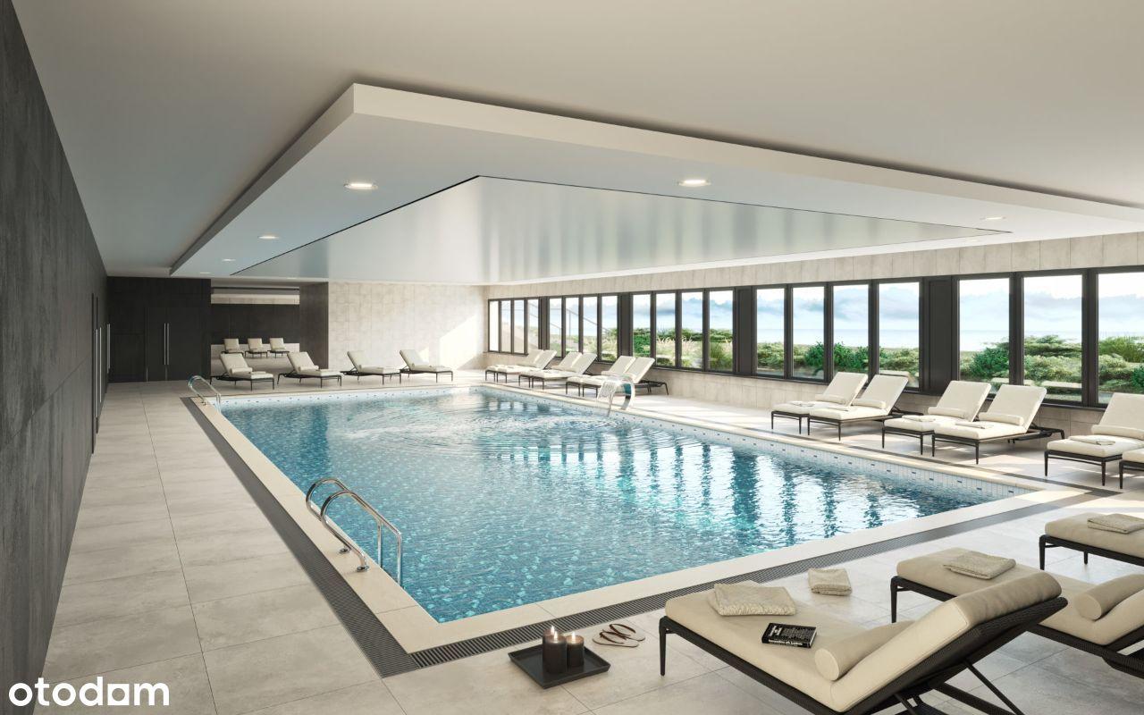 2-pokojowy apartament - basen/SPA/bliskość morza