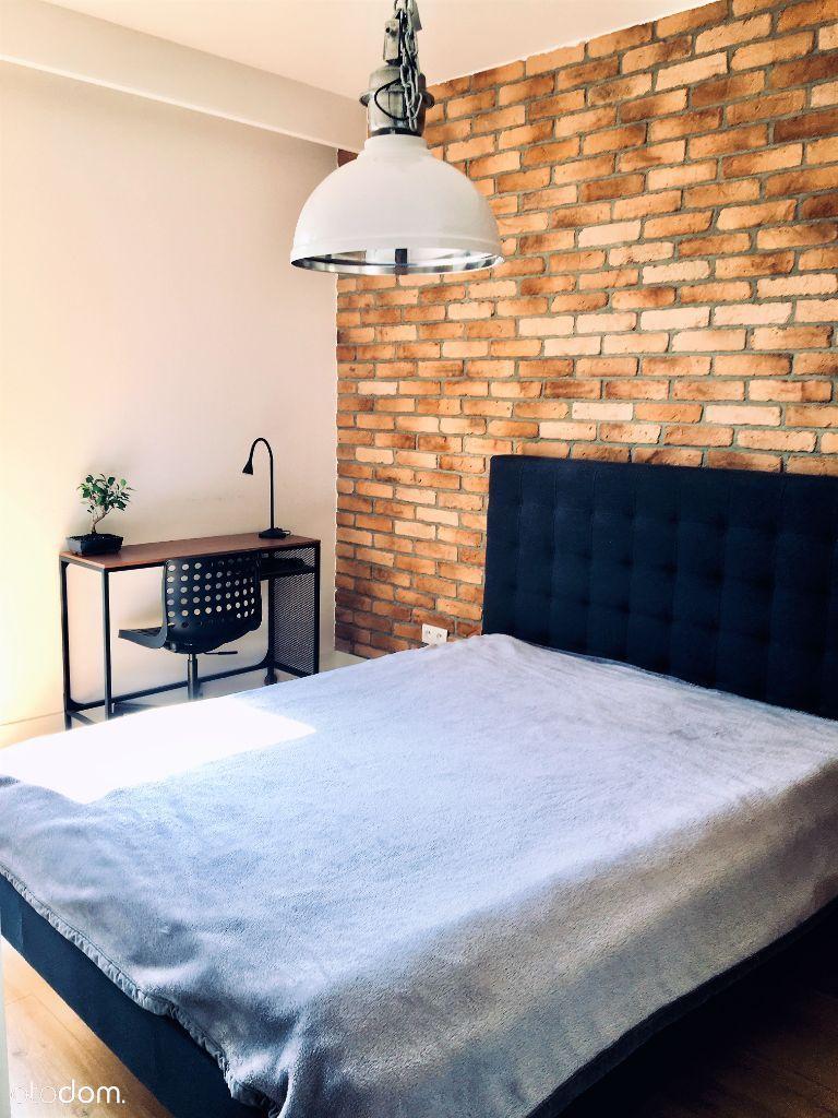 Apartament w stylu loftu z klimatyzacją 47m2 ENG