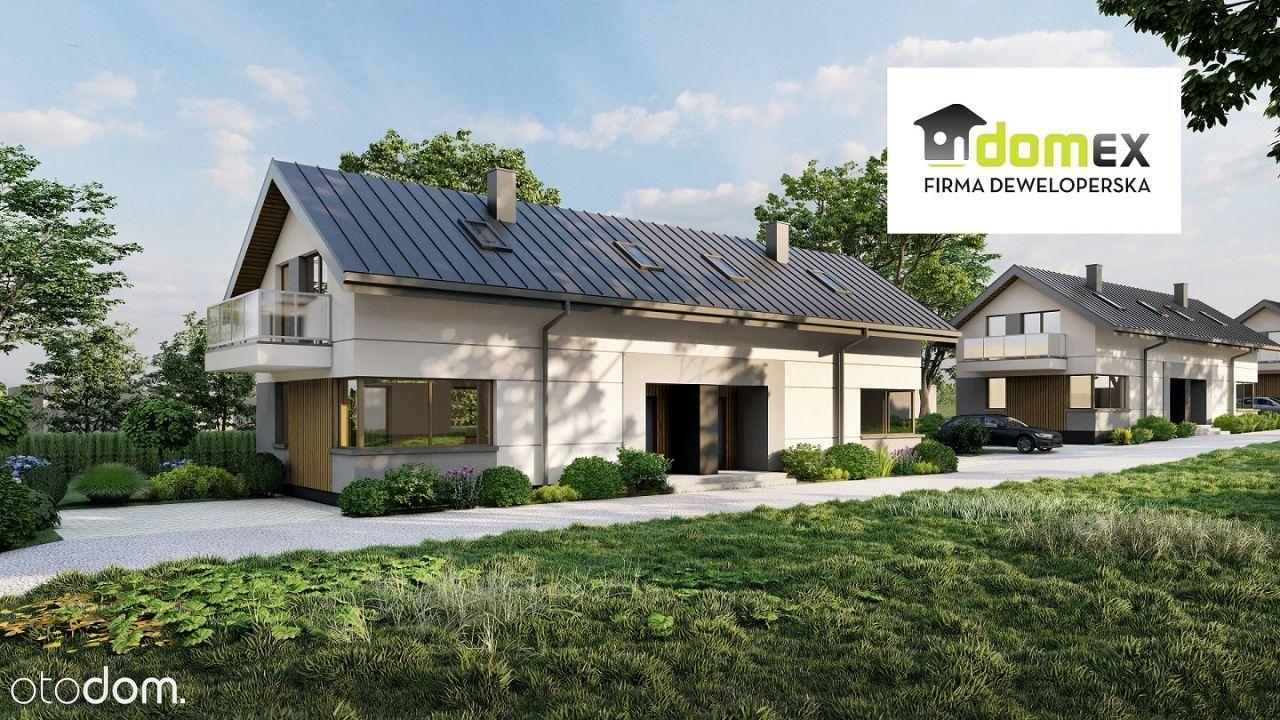 PRZEDSPRZEDAŻ -MALAWA domy w zabudowie bliźniaczej