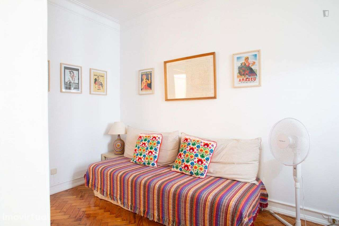 Quarto para arrendar, Penha de França, Lisboa - Foto 6