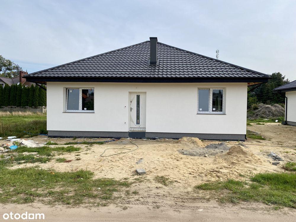 Wtórek ul. Graniczna, na granicy z Ostrowem Wlkp.