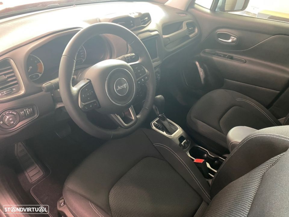 Jeep Renegade 1.3 T Limited DCT - 6