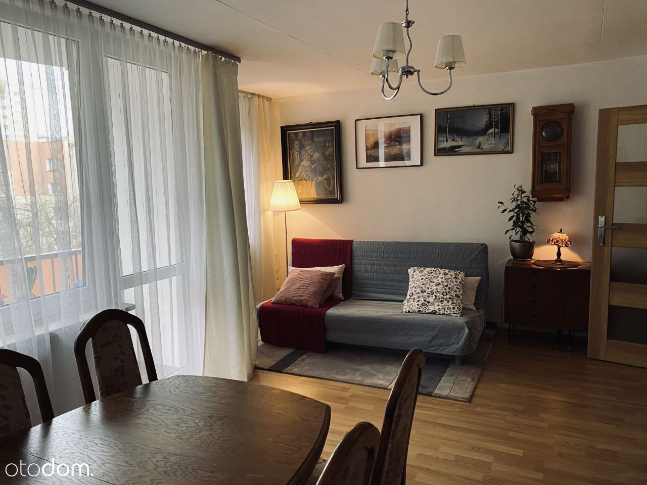 Rodzinne widne mieszkanie 4 pokoje Warszawa Bemowo