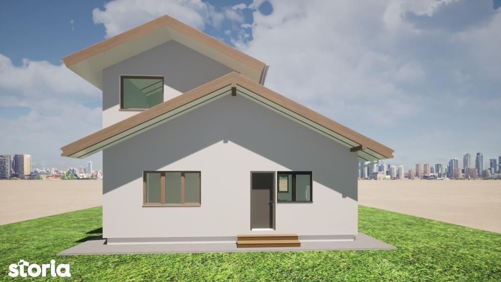 Case noi zona Albesti finalizare 2021