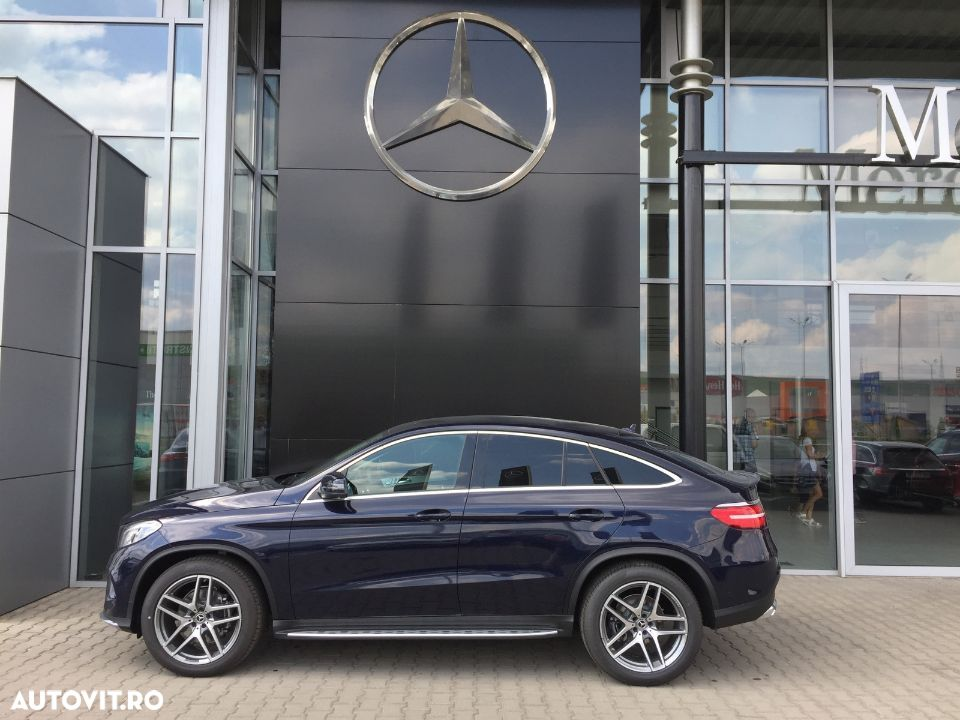 Mercedes-Benz GLE Coupe GLE350 - 1