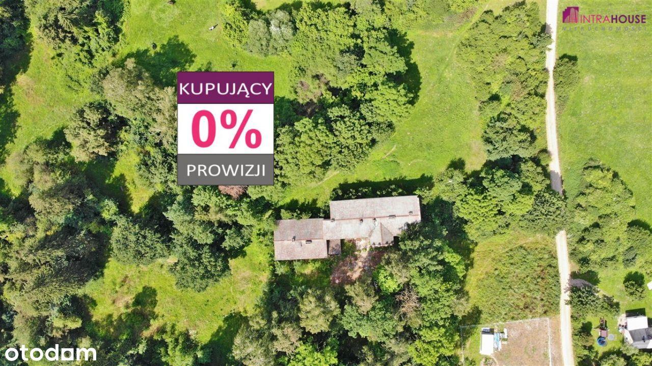 Pałac w okolicach Płocka - teren inwestycyjny