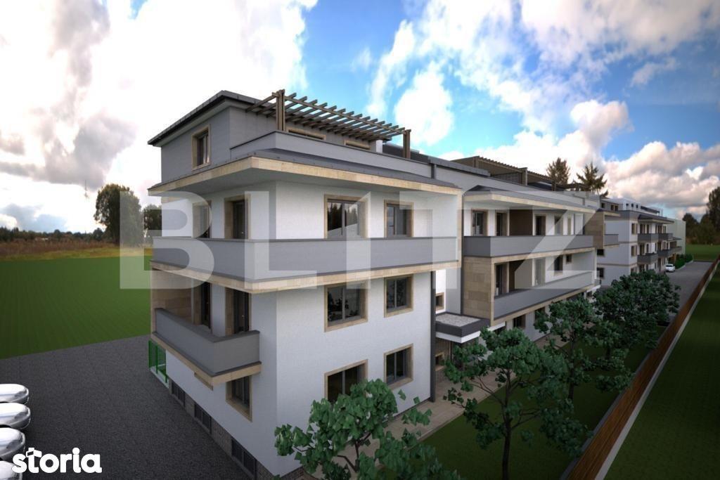 Ansamblu rezidential in zona Terra, preturi incepand de la 850 euro/mp