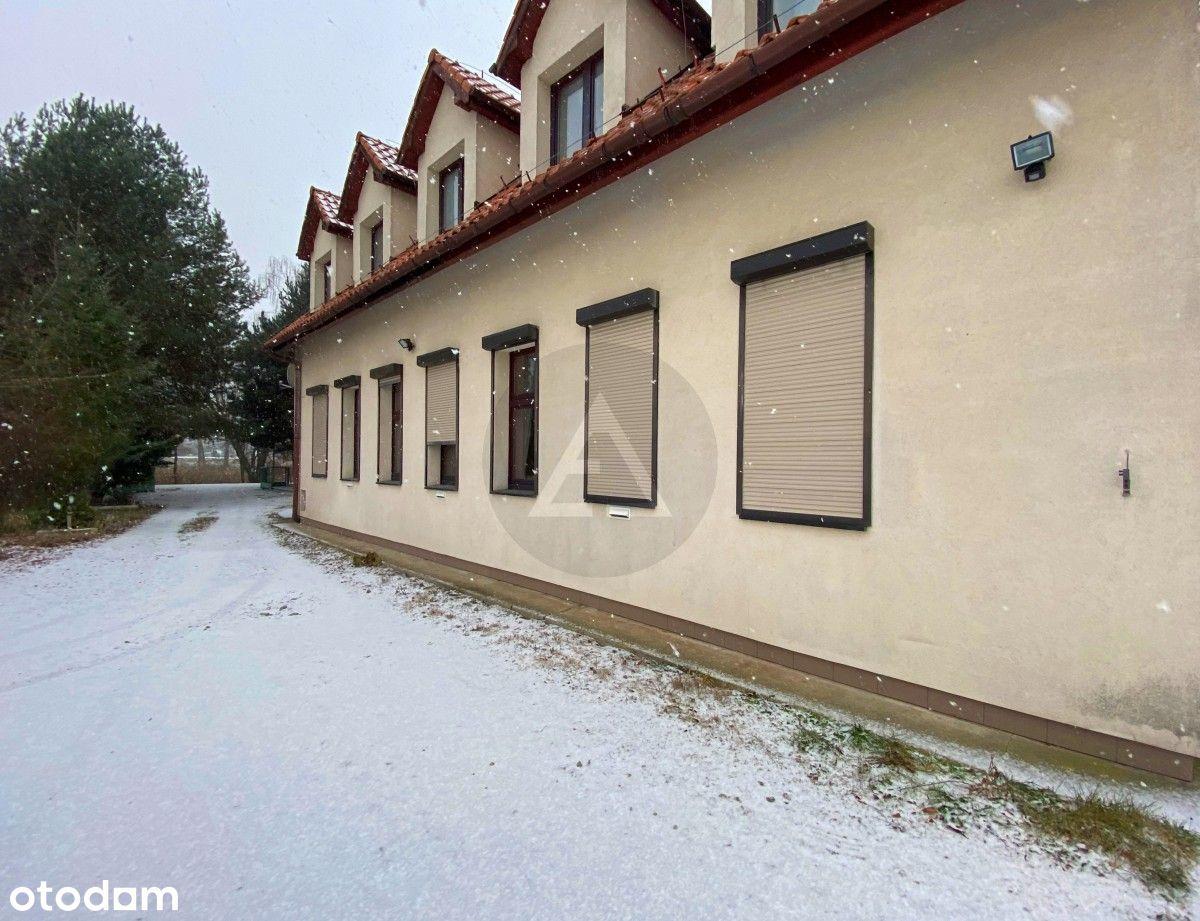 Duży hotel z potencjałem 30 min od Wrocławia