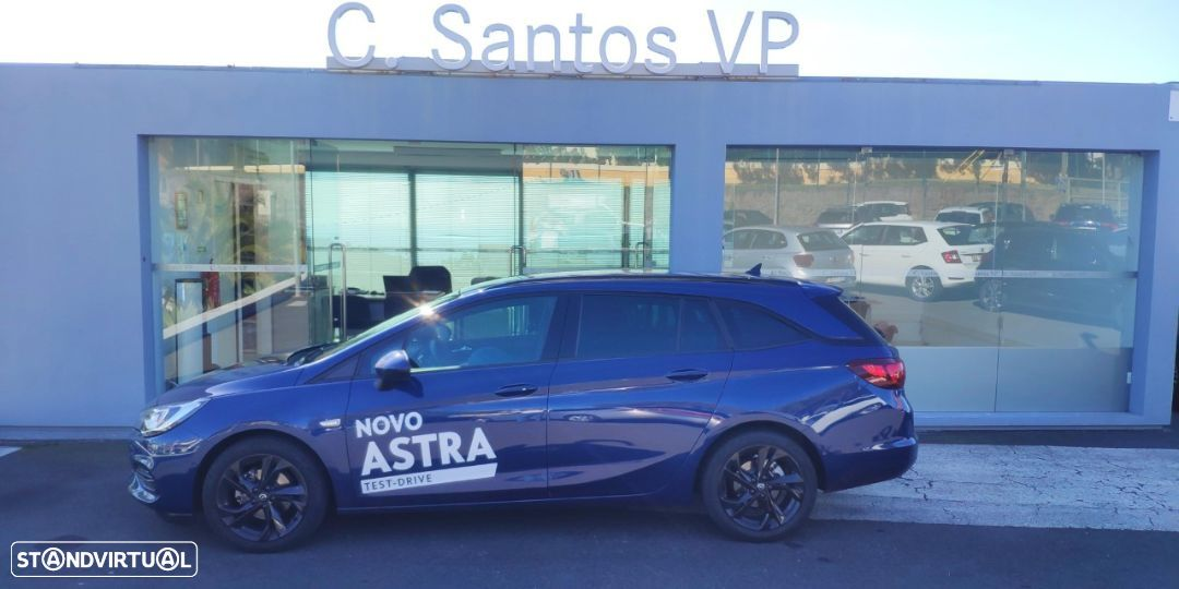 Opel Astra Sports Tourer 1.5 D Business Edition S/S - 1