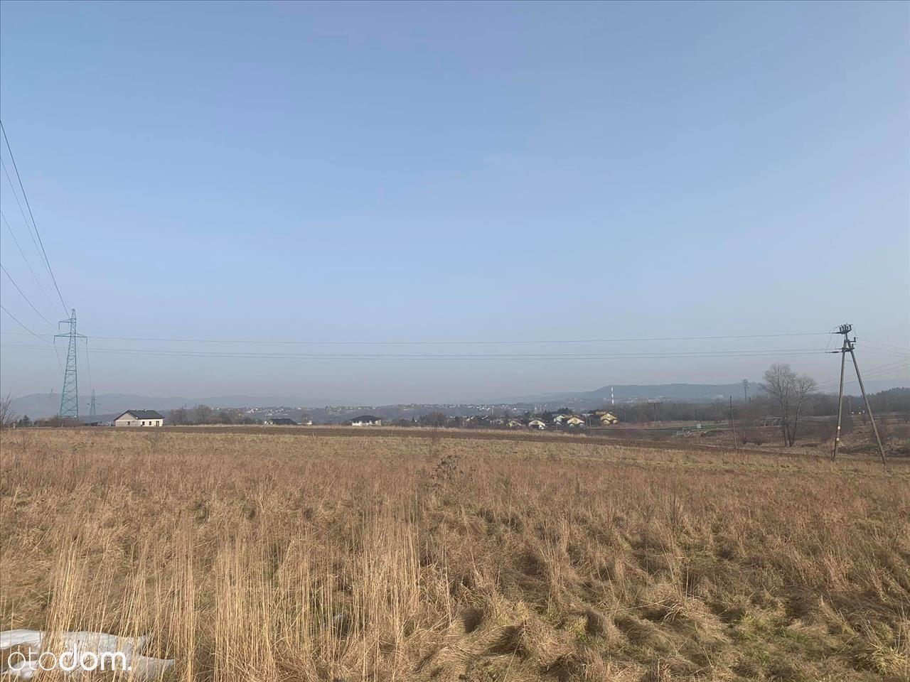 Żywiec działka rolno-budowlana 3700 m2
