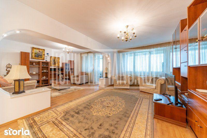 Apartament 4 camere transformat in 2, 120mp, ultracentral cu finisaje