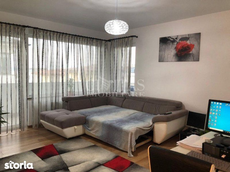 Apartament cu 3 camere, 87 mp, garaj subteran, cartierul Europa