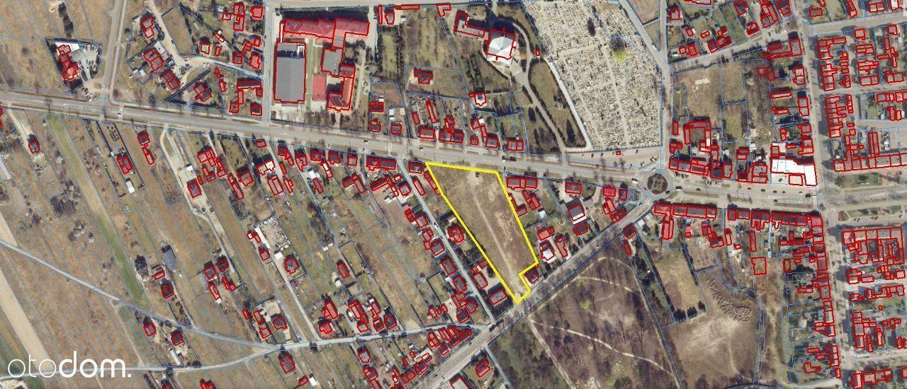 Działka inwestycyjna 0,78 ha w Golinie