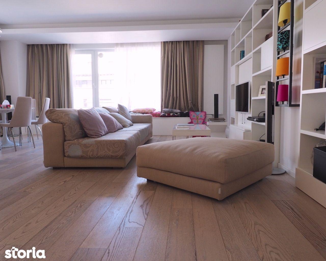 Apartament mobilat investitie DOROBANTI PERLA