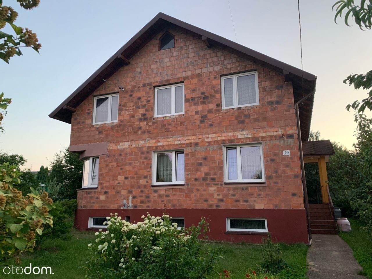 Dom dwurodzinny lub okazja dla inwestora