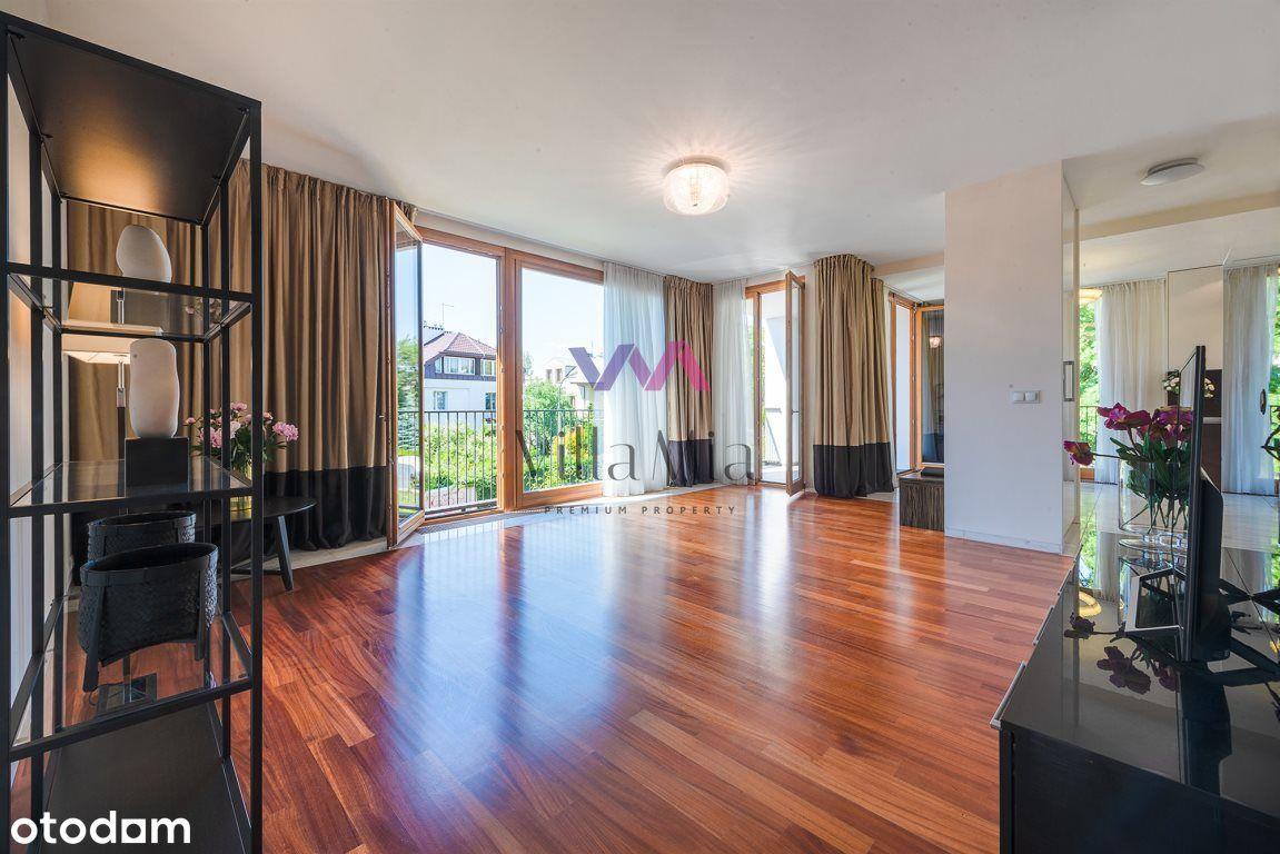 Apartament 120 m2 na Mokotowie
