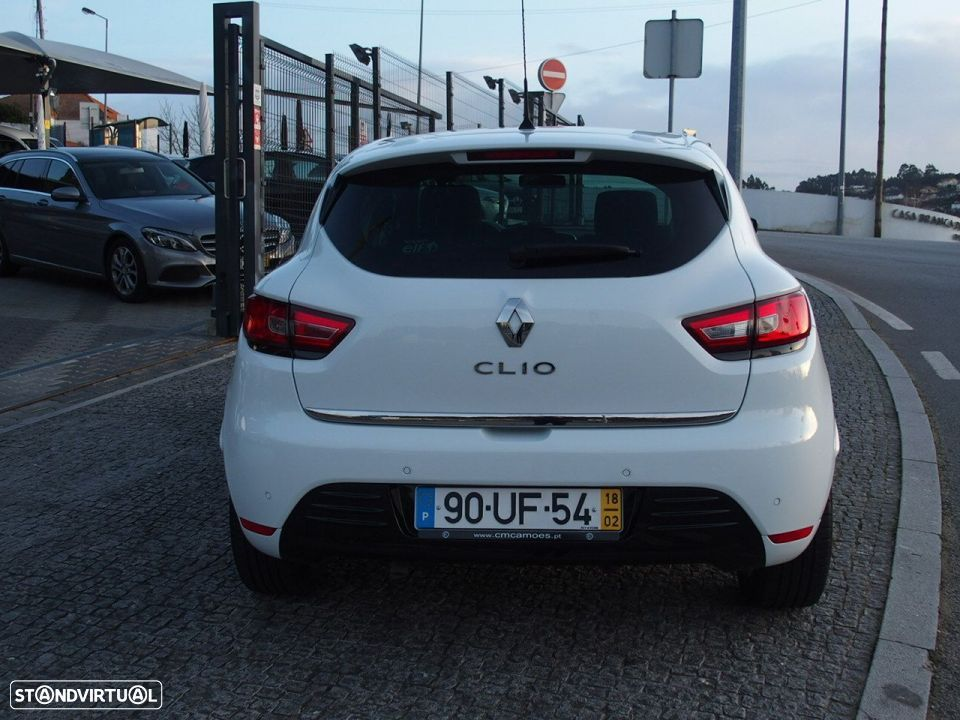 Renault Clio 1.5 Dci LIMITED GPS - 14