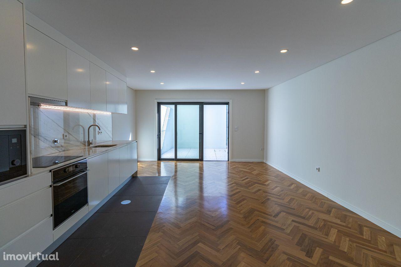 Fantástico Apartamento T1, zona da Boavista, Oliveira Monteiro