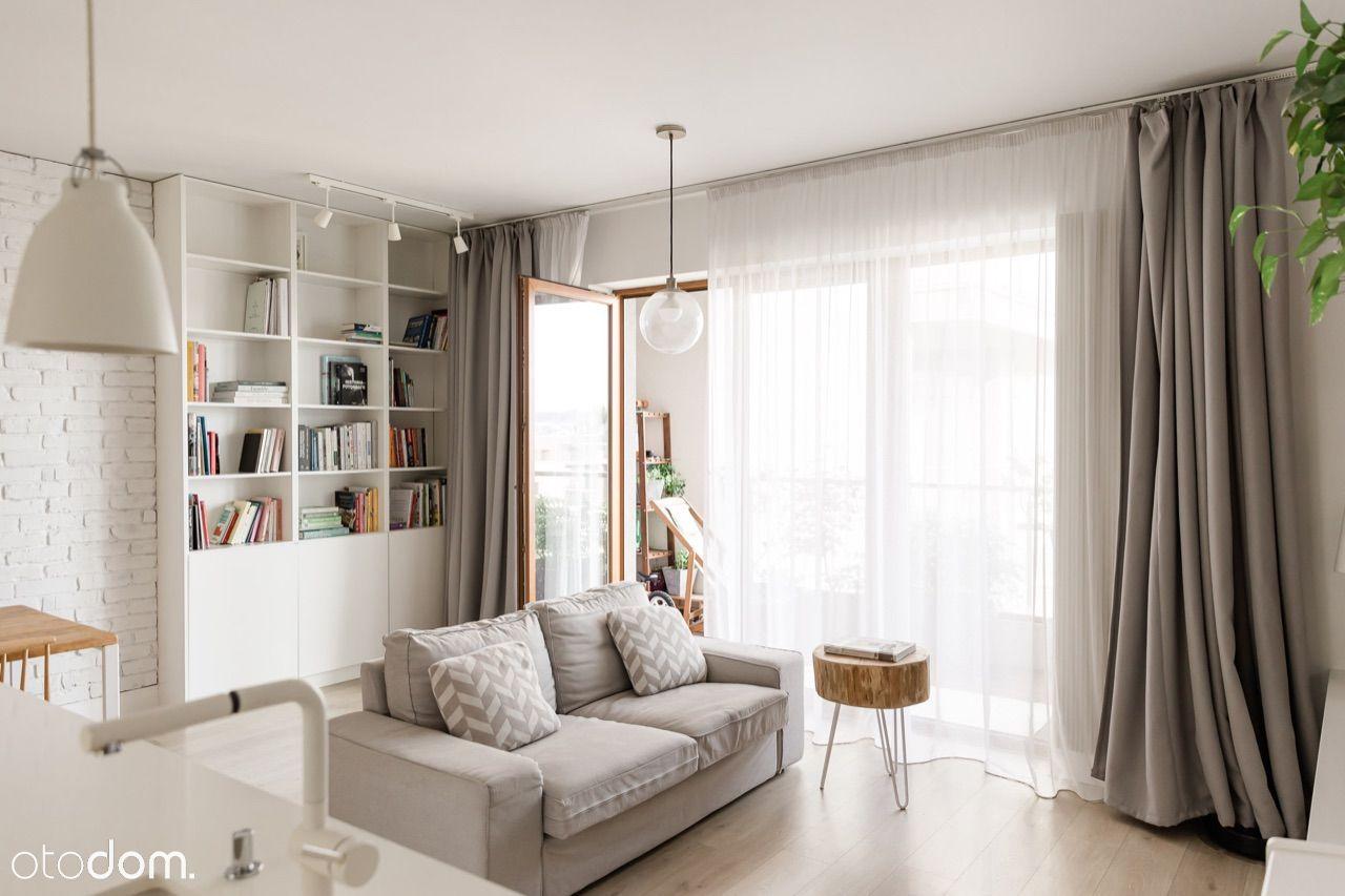 Piękne mieszkanie 74 m Wiślane Tarasy