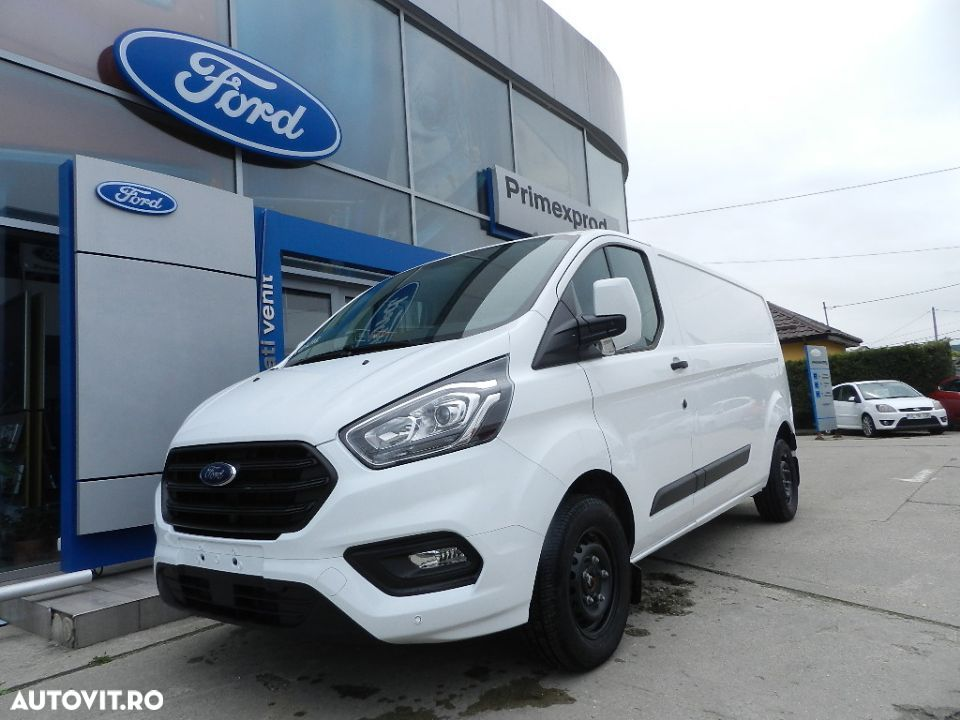Ford Transit Custom - 1