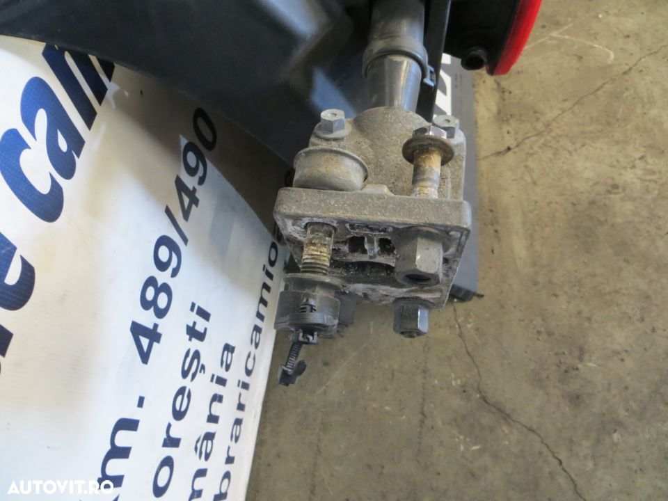 ARIPA SPATE DR CU STOP SI SUPORT VOLVO FH500 EURO 6 - 3