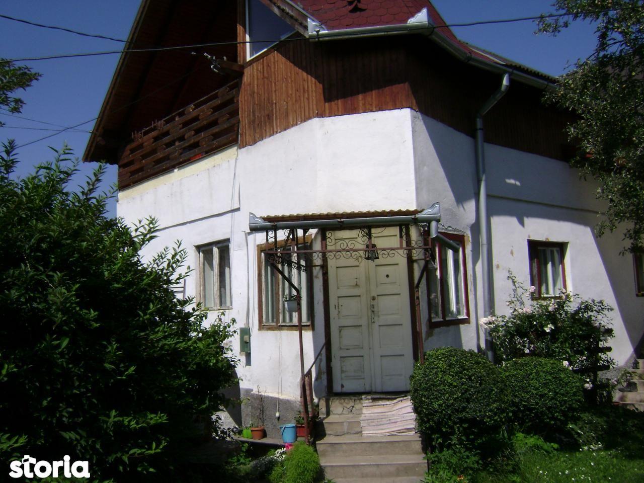 R0863 Casa cu teren Gheorgheni Rakoczi Ferenc (fara comision)