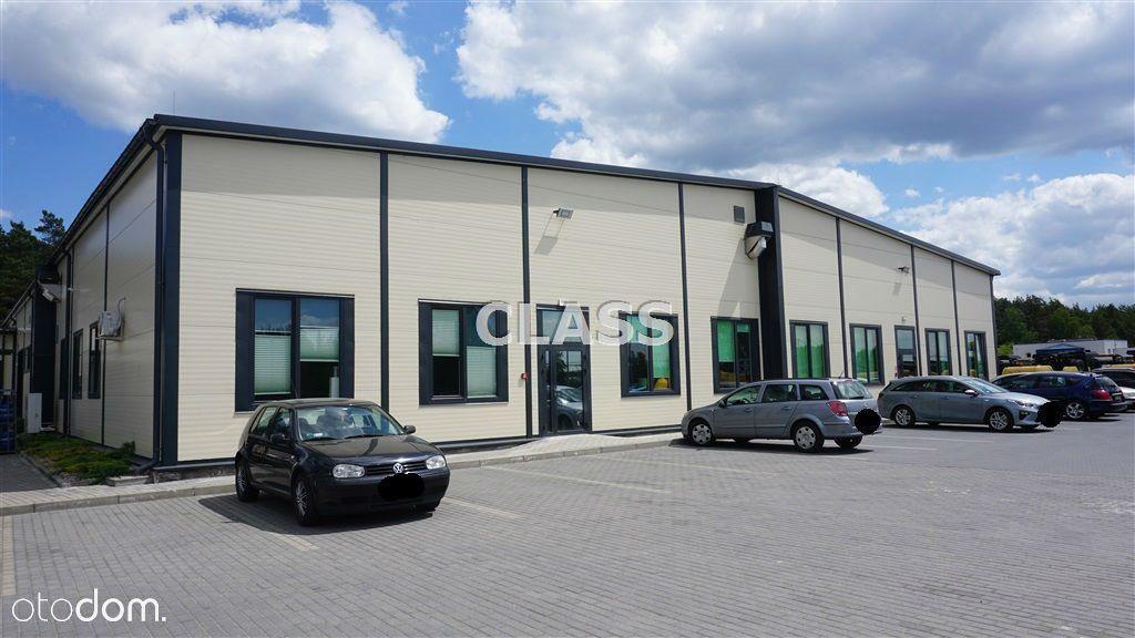Hala/Magazyn, 2 510 m², Brzoza