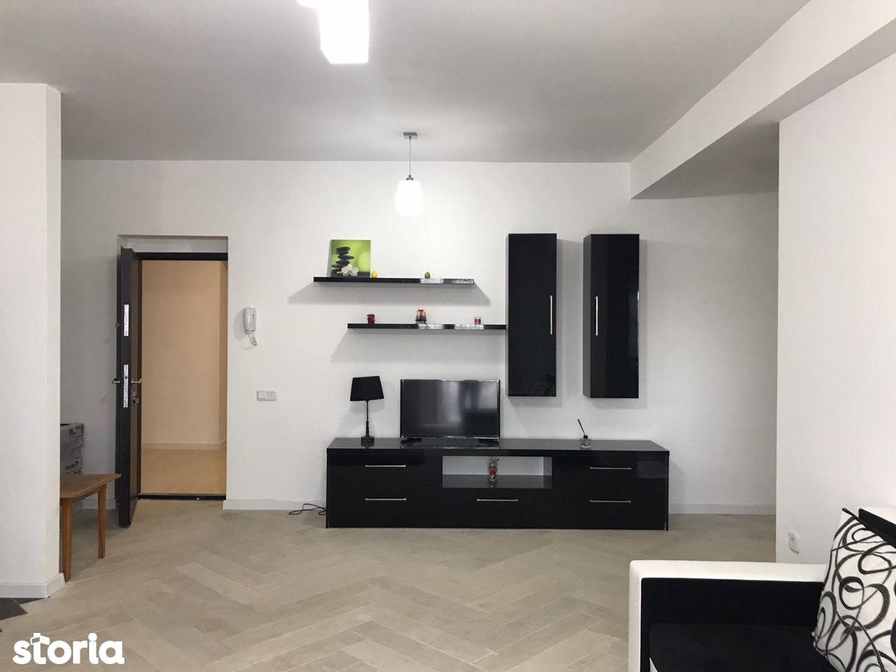 Apartament 2 camere, open space, gata de mutat, ansamblu rezidential