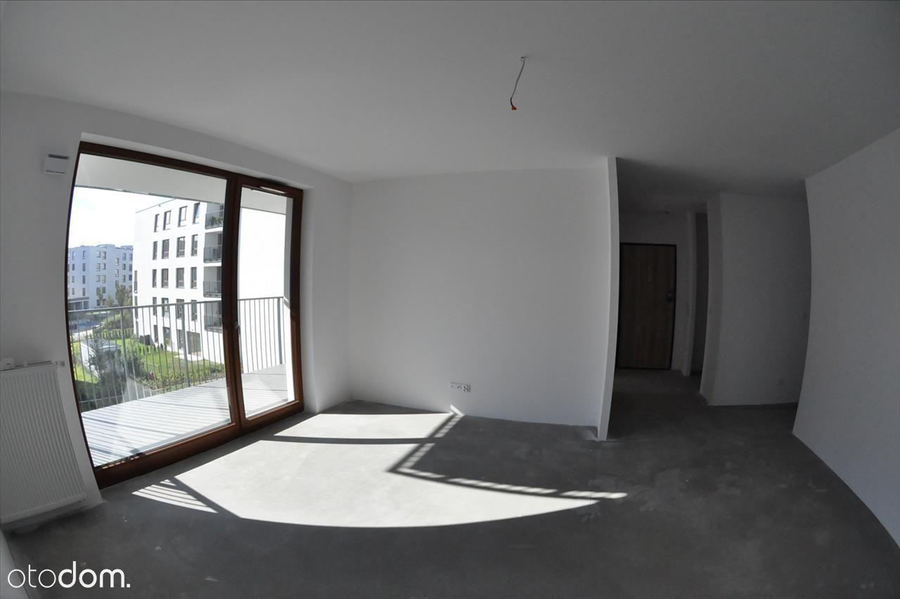 WILANÓW, piękne 3-pokoje, 2 balkony, garaż