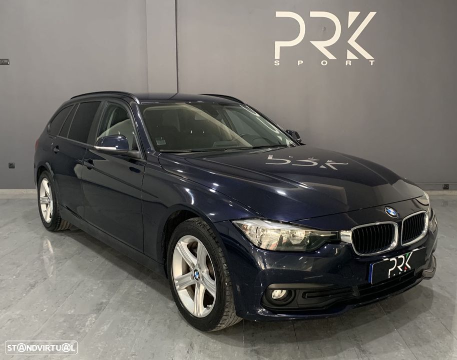 BMW 318 D TOURING ADVANTAGE AUTO (150CV) (5P) - 1
