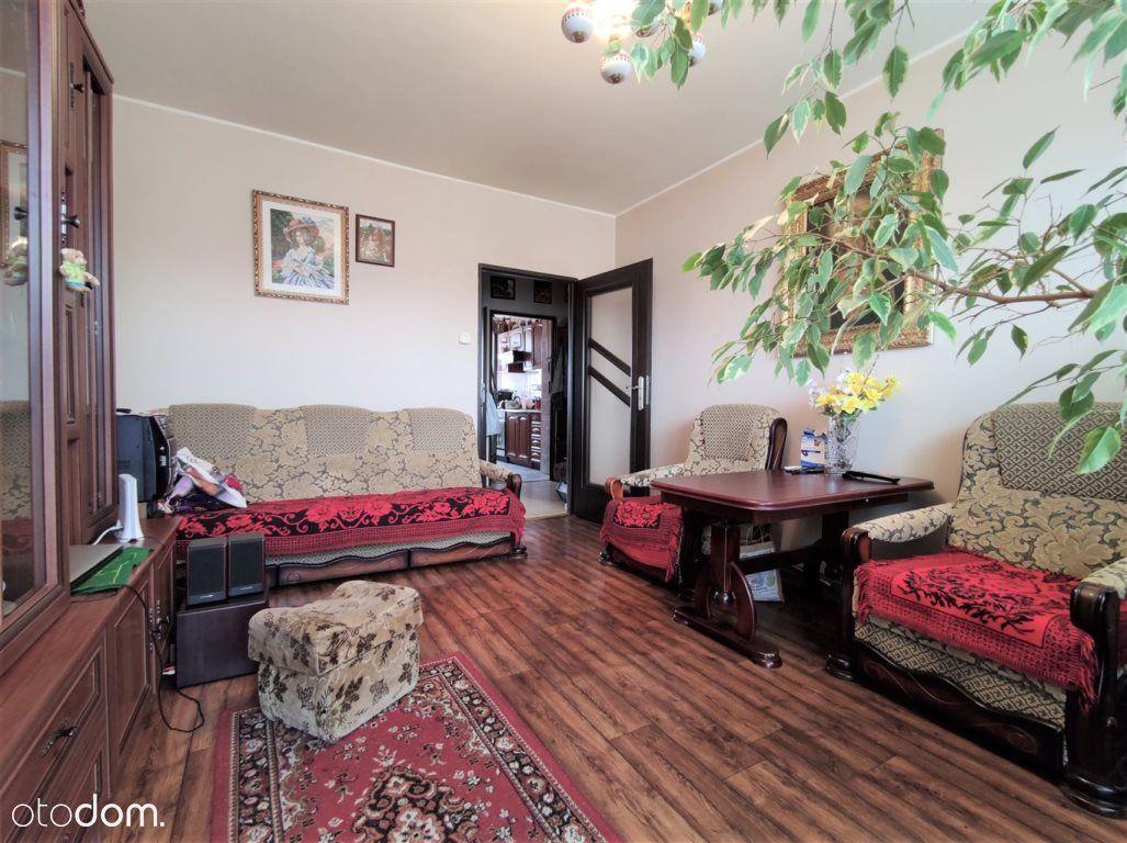 3-pokojowe mieszkanie z balkonem