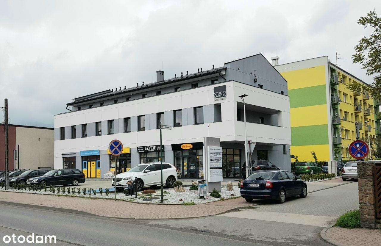 Lokal biurowo-usługowy w Krzeszowicach