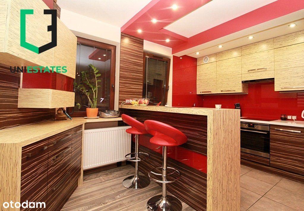 3 pokoje | 2 łazienki | 2 piwnice | Zieleń