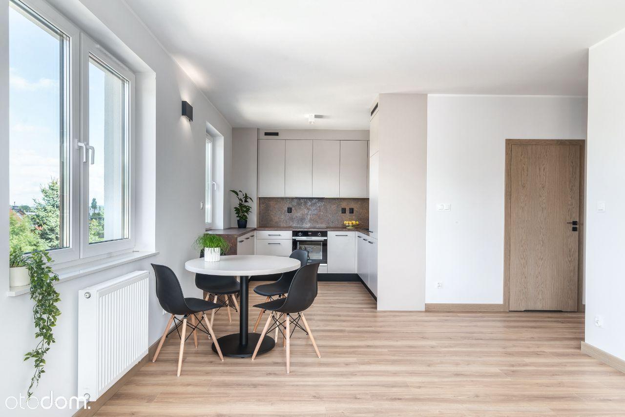 Nowe, częściowo umeblowane 3-pokojowe mieszkanie