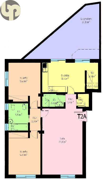 Apartamento para comprar, Moncarapacho e Fuseta, Faro - Foto 3