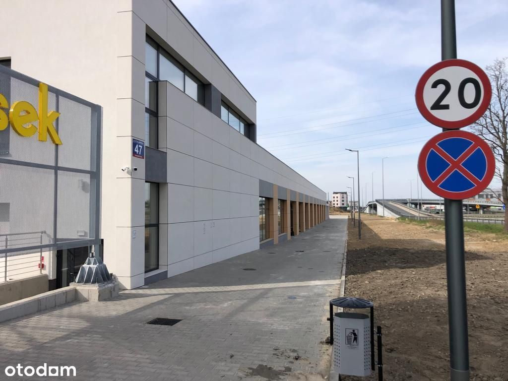 Lokal usługowy 73 m2 w pasażu Pasek, Puławska 47